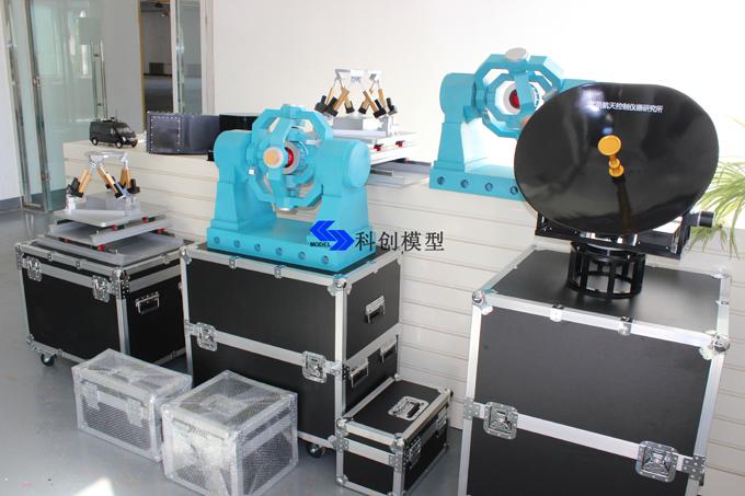 北京科创模型公司成功中标中国航天科技集团9院大型科研项目